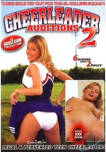 Sarah Blake - Cheerleader Auditions 2  (2009) DVDRip