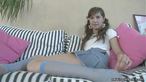 Nicole.18Virginsex.com (2009) DVDRip