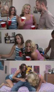 TeensLikeItBig - Kiera & Kiara  (2009) SATRip