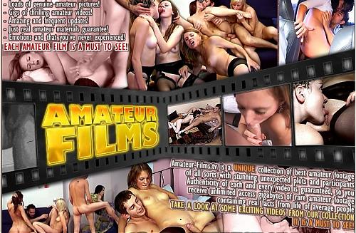 [Amateursexhunters.com/Amateurfilms.tv (2009) SATRip