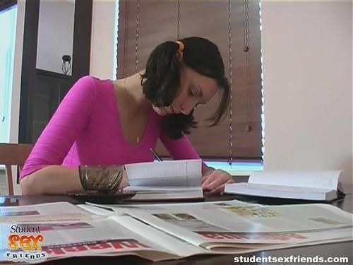Ученье-свет. В анале ! (2009) DVDRip