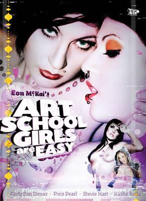 Art School Girls Are Easy (2009) DVDRip