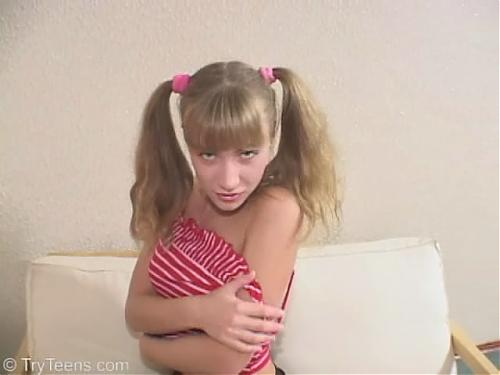 [TryTeens.com] Try Teens - Audrey / Блондиночка - Audrey (2008) SATRip