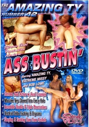 [Dildo]Amazing Ty#42: Ass Bustin#42: Схваченная Задница (2004) DVDRip