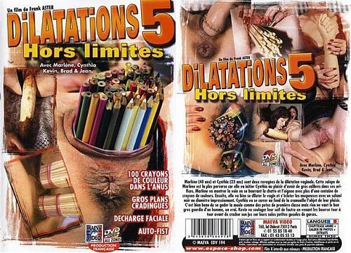 Dilatations hors limites 5 / Растяжение до предела 5 (2008) DVDRip