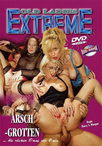 Экстрим старых ледей: Глубокие задницы богатых бабулек Парижа (1997) DVDRip
