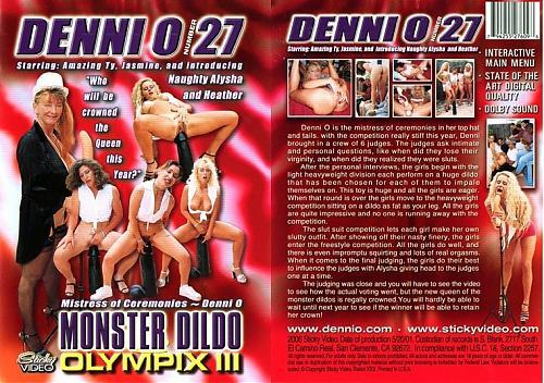 [Dildo] Denni O 27 - Monster Dildo Olympix III/Огромные Дилдо 3 (2006) DVDRip