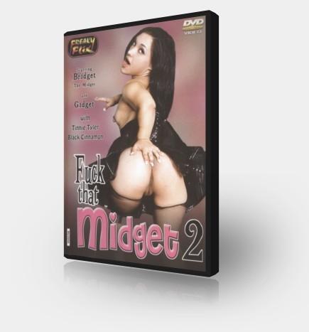 Fuck That Midget 2/ Трахни эту карлицу 2 (2005) DVDRip