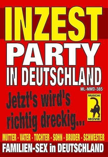 Inzestparty in Deutschland / Инцест-Тусовка в Германии (2009) DVDRip