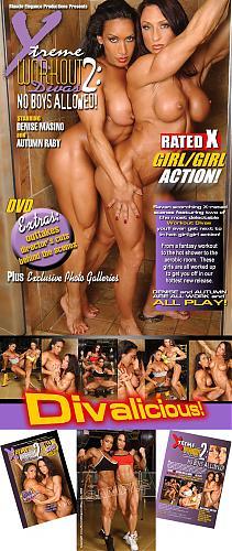 Xtreme Workout 2 - Divas(Denise Masino&Autumn Raby) (2008) DVDRip