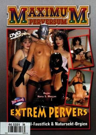 Maximum Perversum-Extrem Pervers-Doppel anal-faust anal (1995) DVDRip