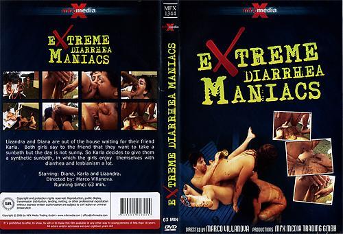 MFX-1344 Extreme Diarrhea Maniacs / Диарея Экстрим Маньяки Scat (2006) DVDRip
