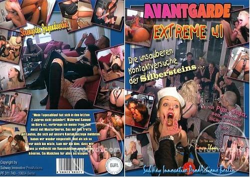 Авангард крайности 41 / Avantgarde Extreme 41( Не для слабонервных)Scat (2005) DVDRip