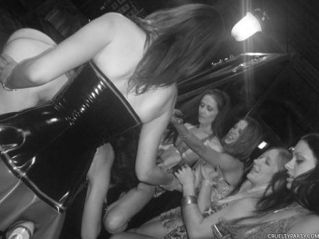 Сruelty Party (2010) DVDRip