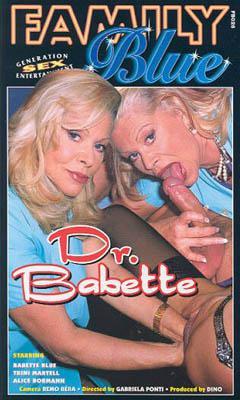 DBM FAMILY BLUE 26  Dr. Babette (1995) DVDRip