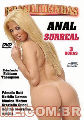 [Brazil] Anal Surreal / Нереальный Анал (Brasileirinhas) [2010 г., Anal, Latin, All Sex, DVDRip] (2010) DVDRip