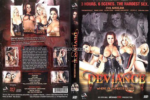 Deviance  Отклонения  DVD-9 (2009) DVD