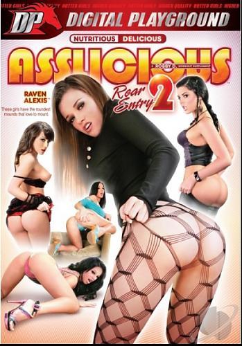 Asslicious 2 / Восхитительные Задницы 2 (2010) BDRip