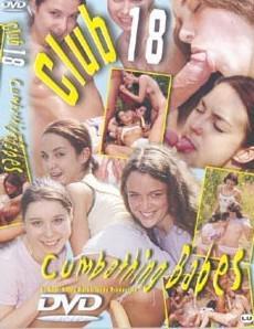 Club 18 - Cumbathing Babes / Клуб 18 - Малышки-Спармошлюшки (2007) DVDRip