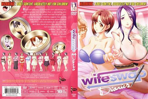 Hitozuma Koukan Nikki / Wife-Swap Diaries / Жена на замену (Vanilla Series)(ep. 1-2 of 2) (2009) DVDRip
