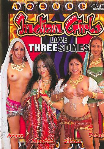 Indian Girls Love Threesomes / Индианки Любят Секс Втроем (2006) DVDRip