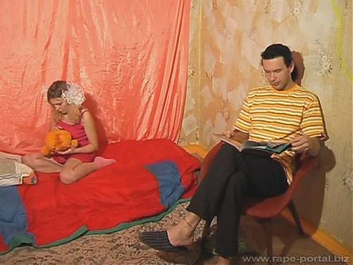 [Rape-portal.biz] Horny Dude Enjoys The Virgin Pussy And Ass Of An Unwilling Chick / Возбужденный чувак наслаждается девственной пиской и попкой девки (2010) SATRip