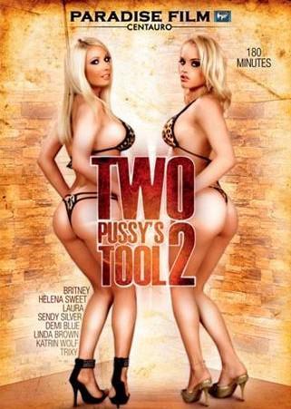 Two Pussy's Tool №02 / Инструмент для Двух Кисок №02 (2010) DVDRip