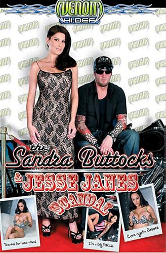 The Sandra Buttocks & Jesse Janes Scandal (2010) DVDRip