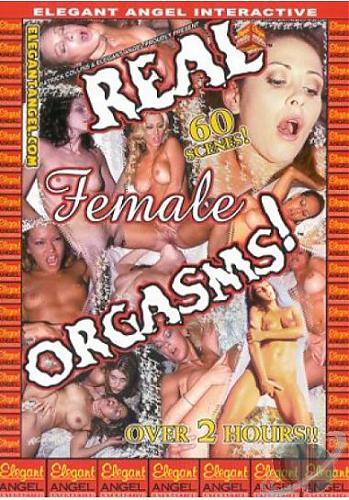 Реальные женские оргазмы 1 / Real Female Orgasms 1 [Elegant Angel] (2001) DVDRip