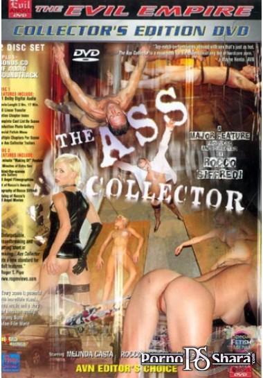 The Ass Collector / Коллекционер задниц (Лауреат премии АВИАЦИИ 2003) (2002) DVD