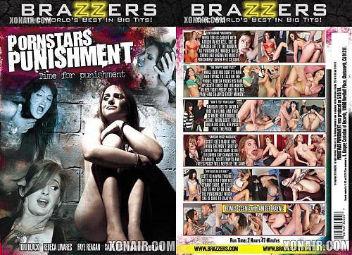 Pornstars Punishment   Наказание Порнозвезд (2010) DVD