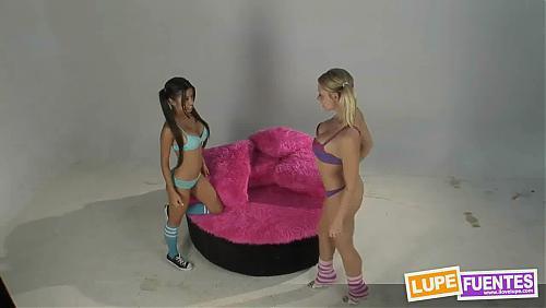 Повзрослевшая LITTLE LUPE (2010) HDTVrip