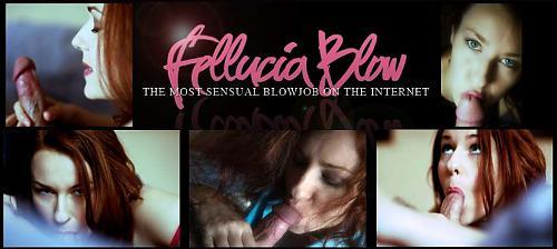 Fellucia Blow (35-44)/Чувственные минеты в исполнении Valerie Lewis (Эпизод с 35 по 44) (2010) HDTVrip