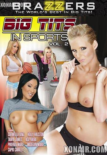 Big Tits In Sports 2 / Большие Сиськи В Cпортe 2 (Brazzers) (2009) DVDRip