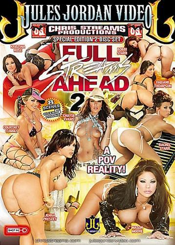 Full Streams Ahead 2 / Предстоящее семяизвержение 2 (Chris Streams / Jules Jordan Video) (2009) DVDRip