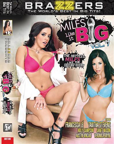 MILFs Like It Big 7 / Мамочки Любят Большие 7 (Brazzers) (2010) DVDRip