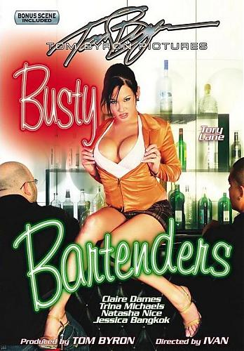 Busty Bartenders / Грудастые барменши (Ivan, Tom Byron Pictures) (2010) DVDRip