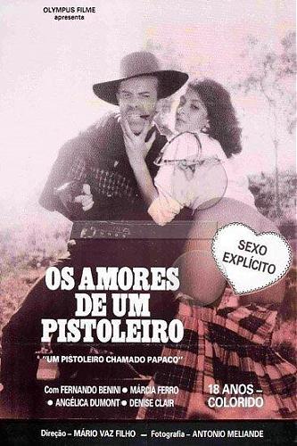 Um Pistoleiro Chamado Papaco / Os Amores de um Pistoleiro /  Бандит По Имени Папако (1986) DVDRip