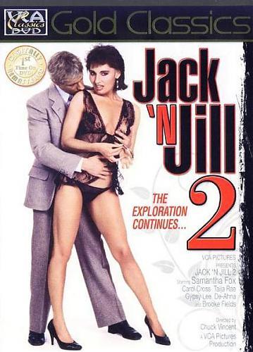 Jack and Jill 2: The Exploration Continues... / Джек и Джилл 2: Исследование продолжается... / Jack 'n' Jill 2 (Chuck Vincent, VCA) [1984 г., Feature, Swingers, Classic, DVDRip] (2008) DVDRip