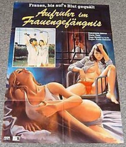 Presidio De Mulheres Violentadas (Luiz Castellini, Oswaldo de Oliveira, Antonio Polo Galante / Producoes Cinematograficas Galante) [1977 г., Classic, Erotic Drama, Exploitation, W.I.P Woman in Prison, DVDRip] (1977) DVDRip