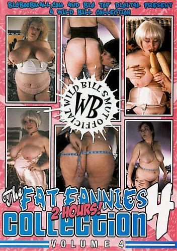 The Fat Fannies Collection 4 / Коллекция Толстых Женщин 4 (Wild Bill, Big Top Digital) [2008 г., BBW, Fat, Plump, DVDRip] (2008) DVDRip