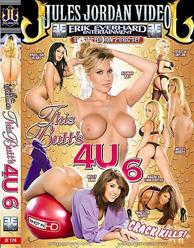 This Butt's 4U 6 / Эти Попки - Для Вас 6 (Erik Everhard / Jules Jordan) (2010) DVDRip