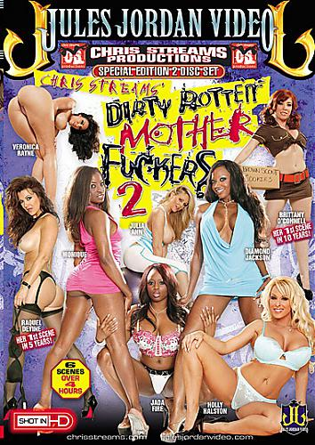 Dirty Rotten Mother Fuckers 2 / Отпетые Мамотрахари 2 (Chris Streams / Jules Jordan Video) (2008) DVDRip