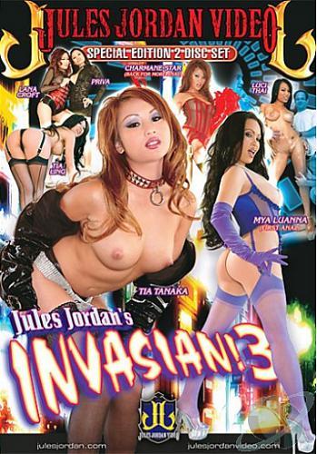 Jules Jordan's Invasian #3 ( 2008 ) DVDRip (2008) DVDRip