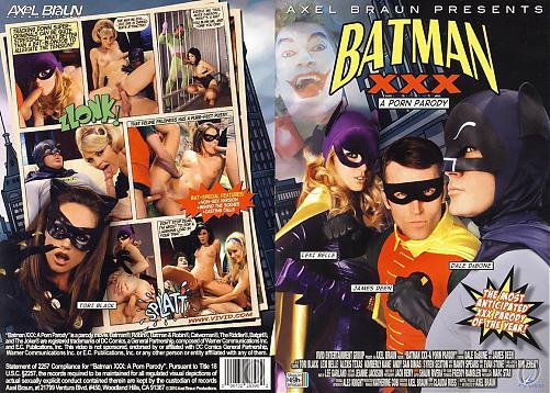 Бэтман ХХХ: (Пародия) (2010) DVDRip