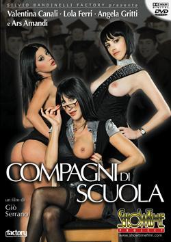 Compagni Di Scuola / Школьная Компания (2010) DVDRip