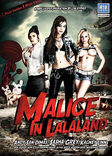 Malice In Lalaland / Долгожданная премьера супер порно блокбастера с Сашей Грей в главной роли. (2010) DVDRip