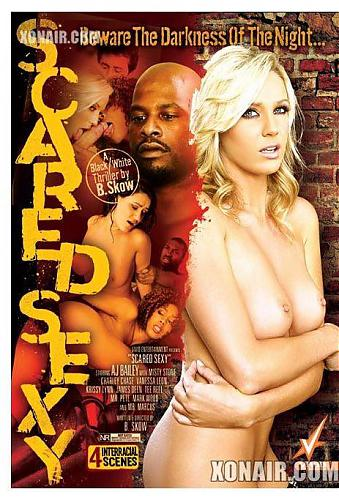 Scared Sexy / Сексуально напуганная (B Skow, Vivid) [2009, Feature ,Interracial, DVDRip] *Release Date: Feb 09 , 2010* (2010) DVDRip