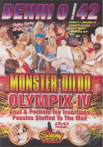 Denni O - Number 42 - Monster Dildo Olympix IV / Огромные Дилдо IV (2003) DVDRip