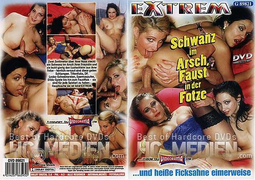 Schwanz im Arsch, Faust in der Fotze / Хвост в заднице, кулак в дырке (2005) DVDRip